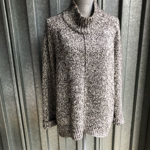 a.n.a Turtle Neck Knit Sweater Sz XL